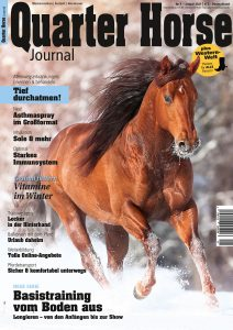 Quarter Horse Journal - Logo