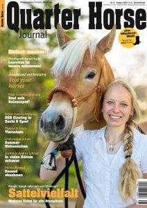 Quarter Horse Journal - Logo